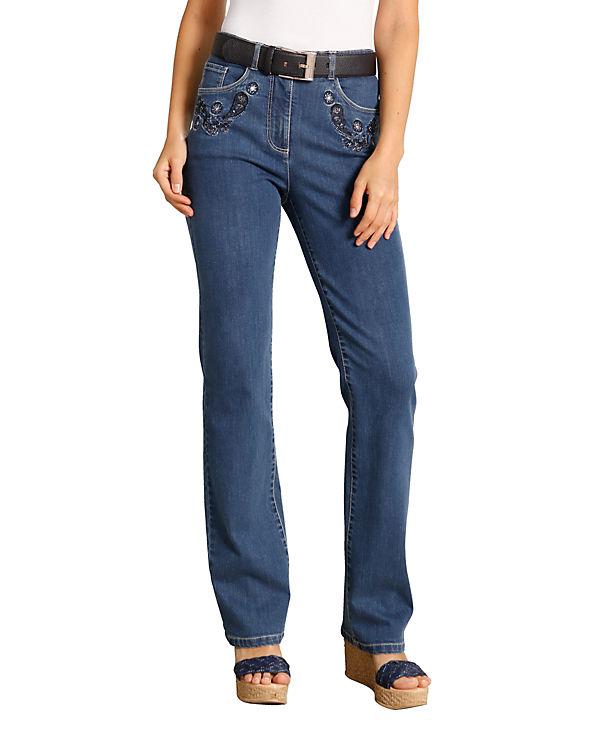 Paola Jeans blau Paola blau Paola Jeans nRzvc