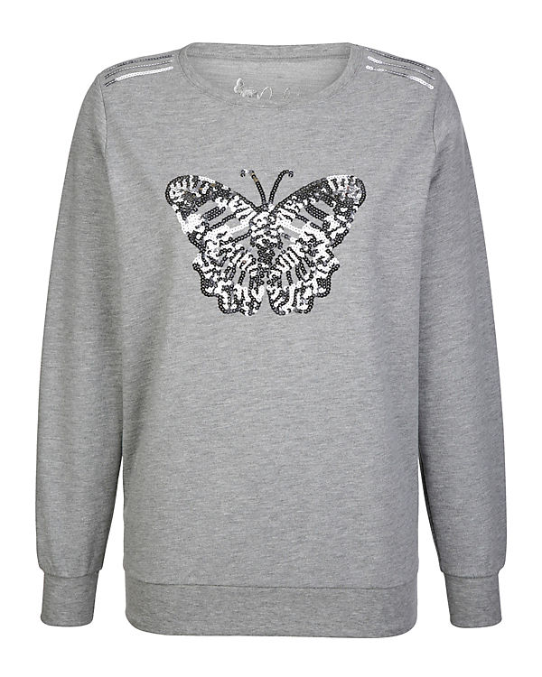 Paola Sweatshirt lila Kaufen Neueste Speicher Mit Großem Rabatt nSyP9i2MN