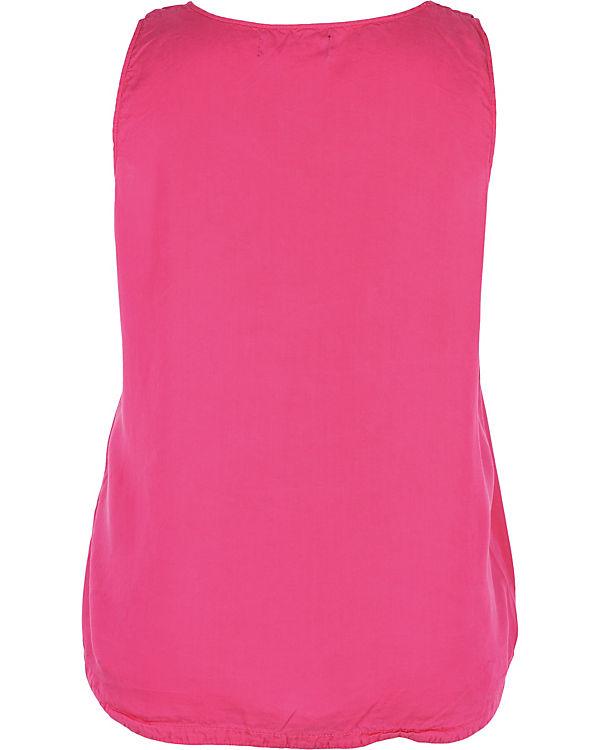 Zizzi Blusentop pink Online Zum Verkauf Neue Stile aEqYXp4