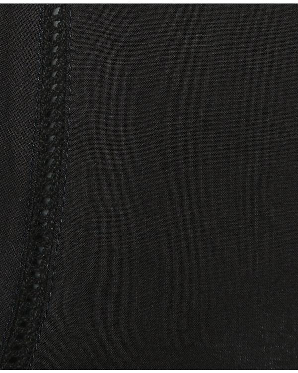 SEVEN BLUE SEVEN Bluse schwarz Bluse schwarz BLUE f7qFvCw7x