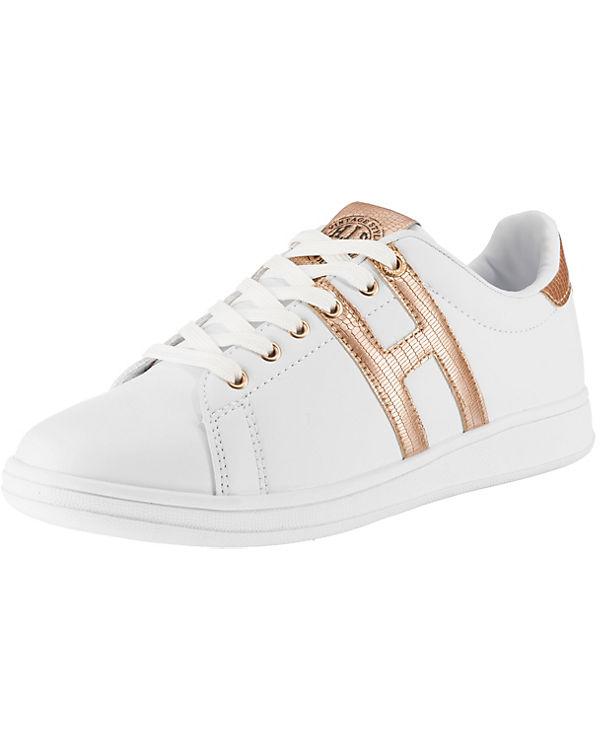 bronze I weiß Low S Sneakers H qSp8Cnwn