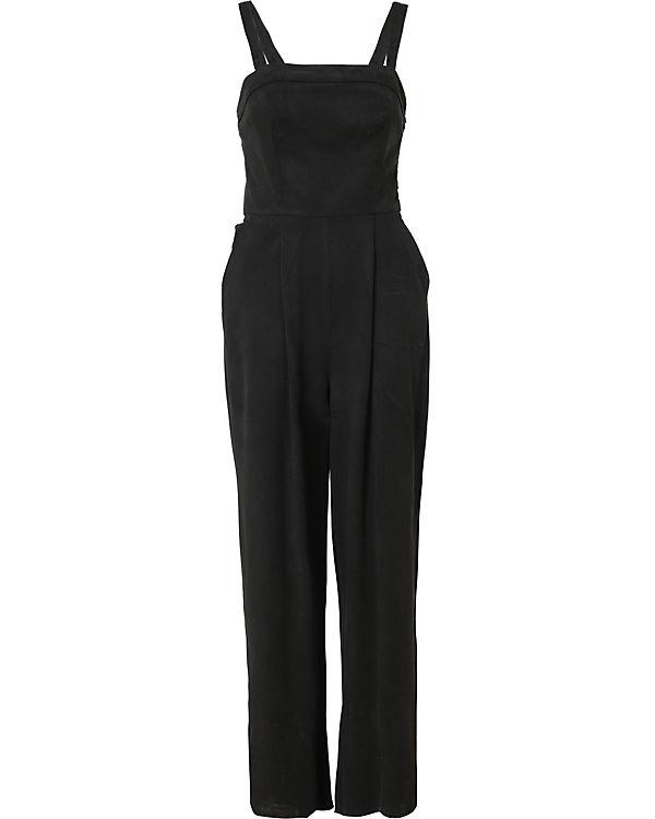 VILA Jumpsuit schwarz