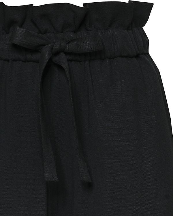 schwarz VILA VILA schwarz schwarz Stoffhose Stoffhose VILA Stoffhose VILA t8qnxw75Ux