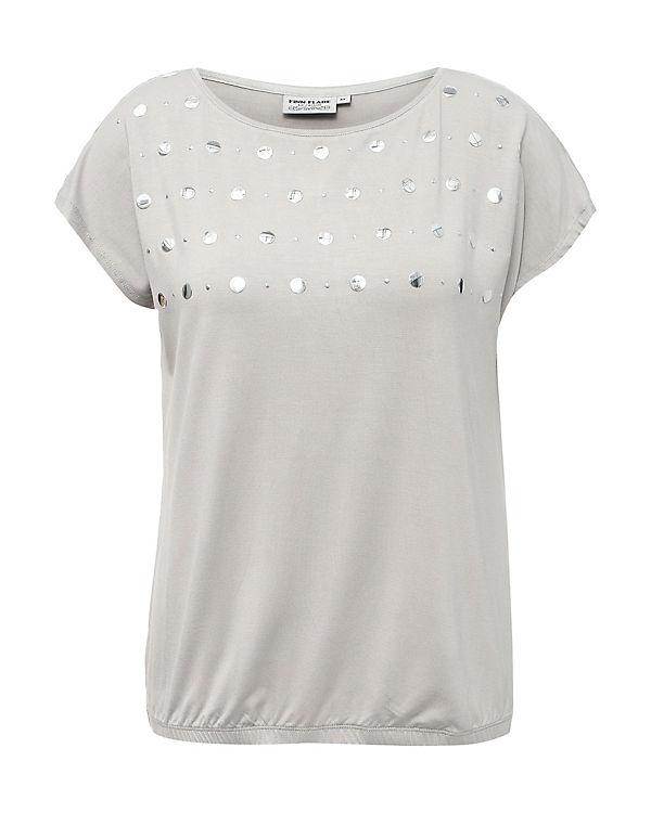 Finn T Finn grau Finn T Shirt grau Flare Flare Shirt T Flare Shirt BZtxxw8q