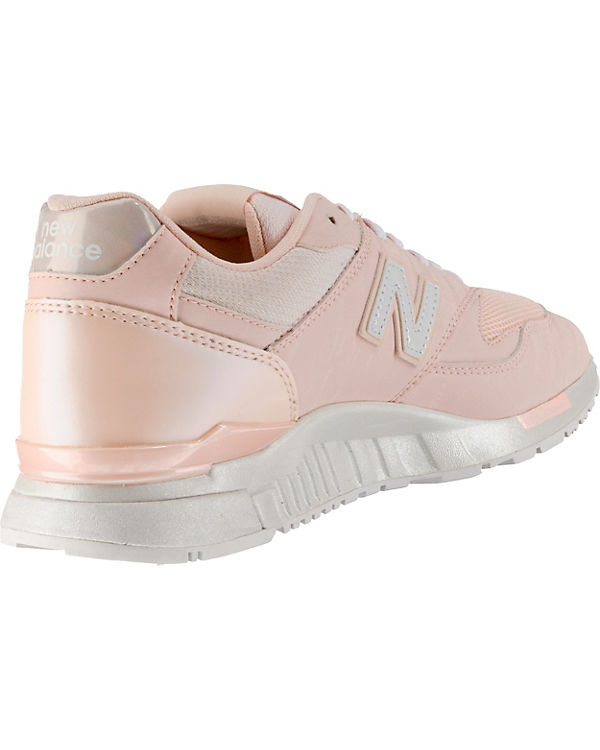 Sneakers new Low balance rosa WL840 zqq4wRY