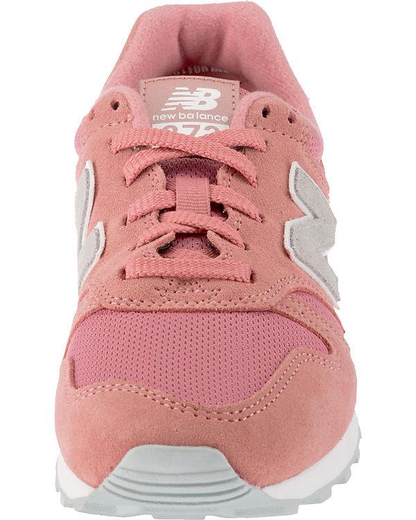 new balance, WL373 Sneakers Sneakers WL373 Low, rosa 696714