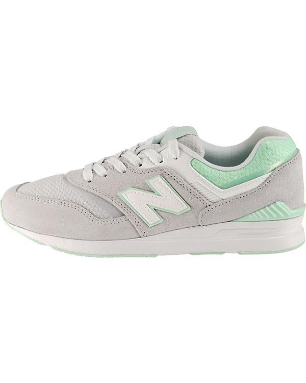 new balance, WL697 Sneakers Sneakers WL697 Low, weiß b64de6