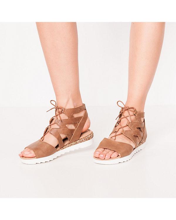 Klassische Sandaletten Gabor Gabor braun Klassische 0qUSEE7w