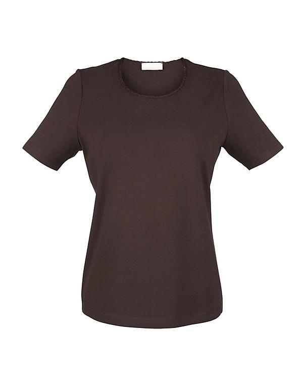 MONA MONA Shirt T braun T Bq4Rwx0R