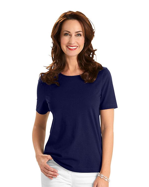 MONA T-Shirt blau Bilder Zum Verkauf JKILa5