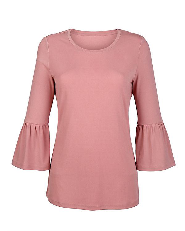 Amy Vermont 3/4-Armshirt pink