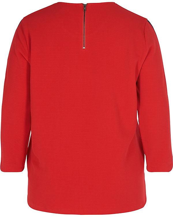 Sehr Billig Zu Verkaufen Zizzi Bluse rot Perfekt Billig Exklusiv Billig Verkauf 100% Authentisch zfwehbV