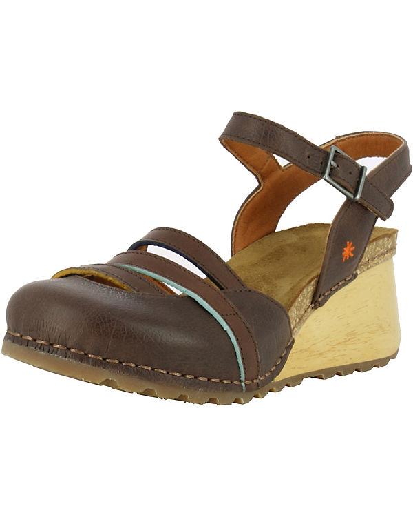 *art 1323 Memphis Brown/ Borne Klassische Sandaletten braun
