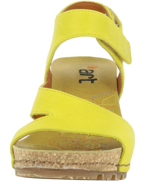 Wo Niedrigen Preis Kaufen Real Für Verkauf *art 1330 Memphis Citrus/ Güell Keilsandaletten gelb-kombi Rabatt Breite Palette Von Großer Verkauf Verkauf Online jw8Jvfw7