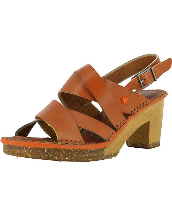 *art 1055 Mojave Vachetta Cuero/ Amsterdam Klassische Sandaletten braun
