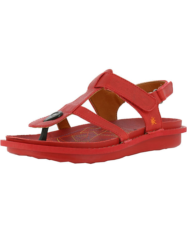 *art 1300 Memphis Carmin /I Explore Klassische Sandalen rot