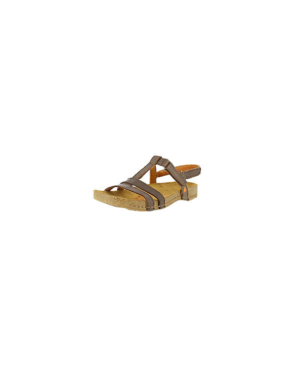 0946 Memphis Brown /I Breathe T-Steg-Sandalen