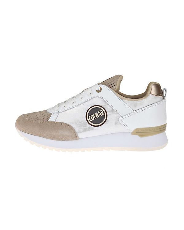 COLMAR TRAVIS PRIME Sneakers Low beige-kombi