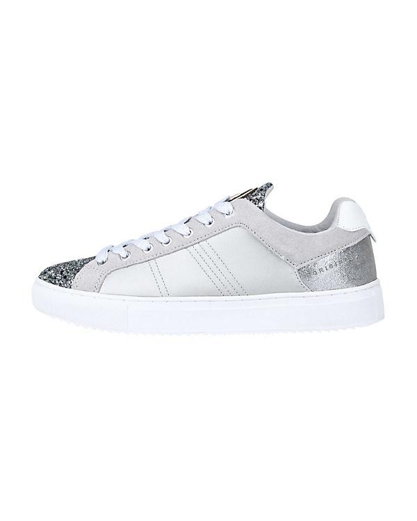 COLMAR BRADBURY TREND Sneakers Low silber