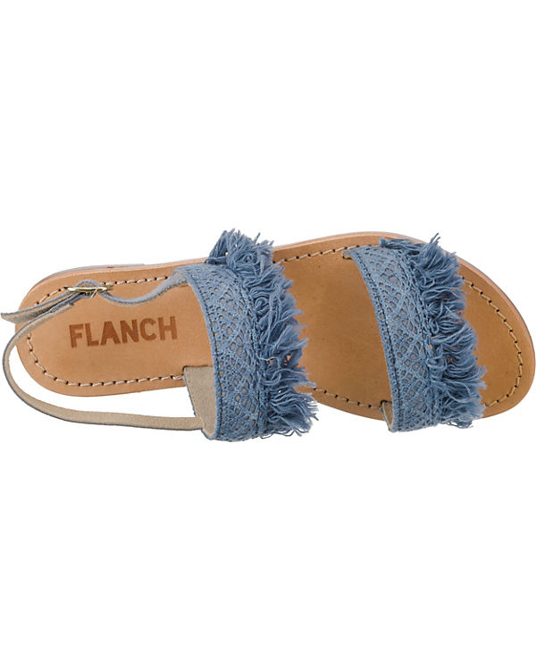 FLANCH blau FLANCH Riemchensandalen blau FLANCH Riemchensandalen Riemchensandalen blau FLANCH CxXwf81q