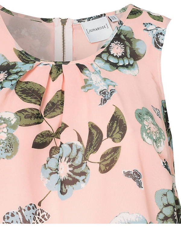 JUNAROSE Bluse rosa rosa JUNAROSE rosa Bluse Bluse JUNAROSE rosa Bluse JUNAROSE E7Apqxg