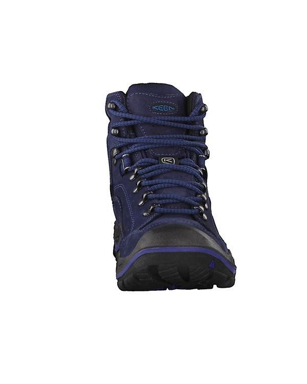 1017003 Galleo dunkelblau Boot Mid Wateproof KEEN Wanderschuhe wBIq4Ow