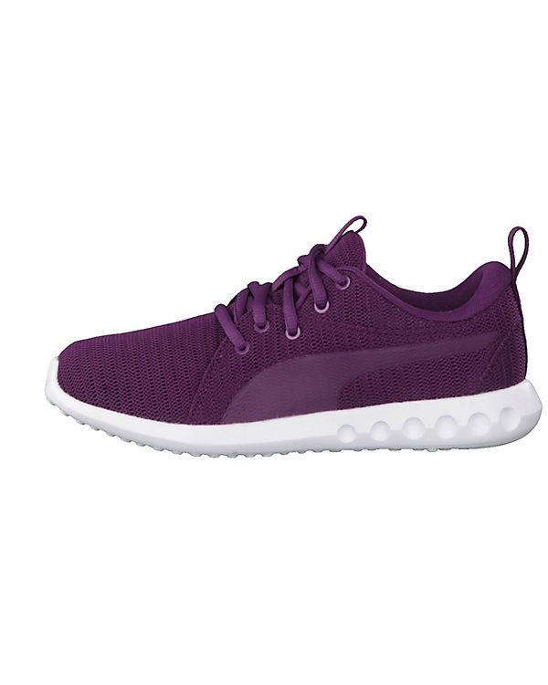 PUMA Carson 2 190038-02 Sneakers Low lila Auslass Footlocker Bilder Neuankömmling Günstig Kaufen 2018 Unisex ULj1KyeUd
