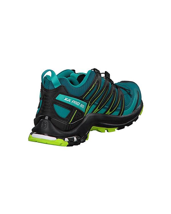 3D Salomon XA W Trailrunningschuhe grün GTX kombi 393329 Pro EvRTx4qrnv
