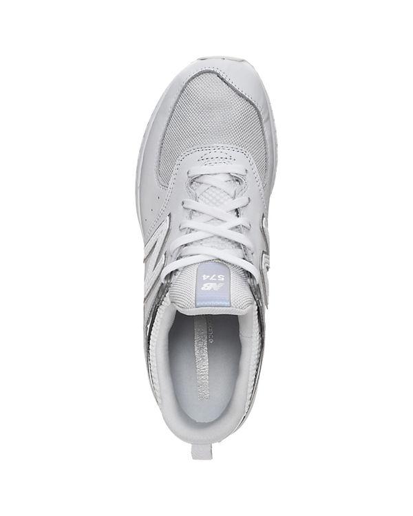 new balance WS574-RA-B Sneakers Low weiß Freies Verschiffen Geniue Händler Großhandelspreis Online g35Fd0um