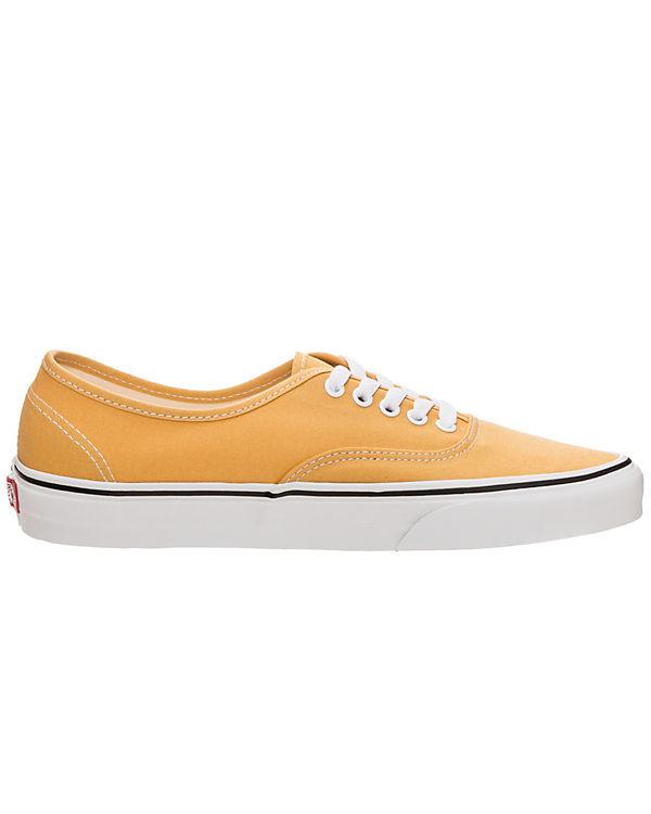 VANS Skaterschuhe Authentic Authentic Skaterschuhe gelb Authentic Authentic gelb Skaterschuhe VANS Skaterschuhe VANS gelb VANS 6nwqvAEZZ