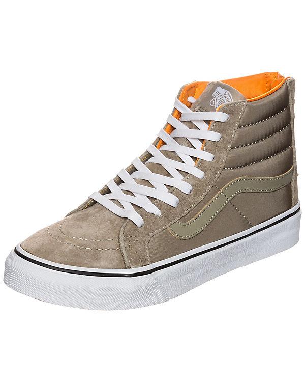 VANS VANS Sk8 Skaterschuhe orange Slim beige Sk8 Hi Zip rZKar1R
