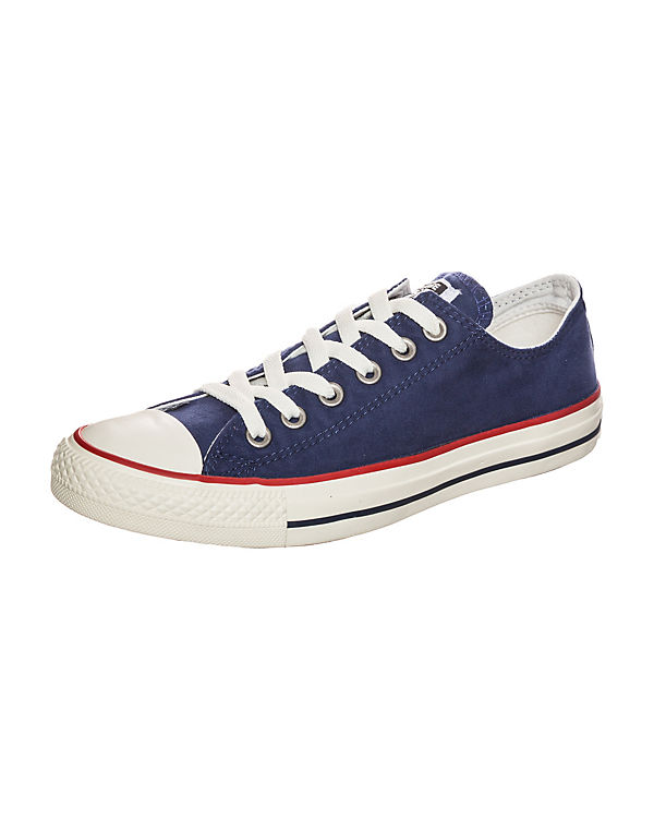 CONVERSE Taylor OX dunkelblau Low Sneakers Ombre Wash All Star Chuck ppfxqwarR