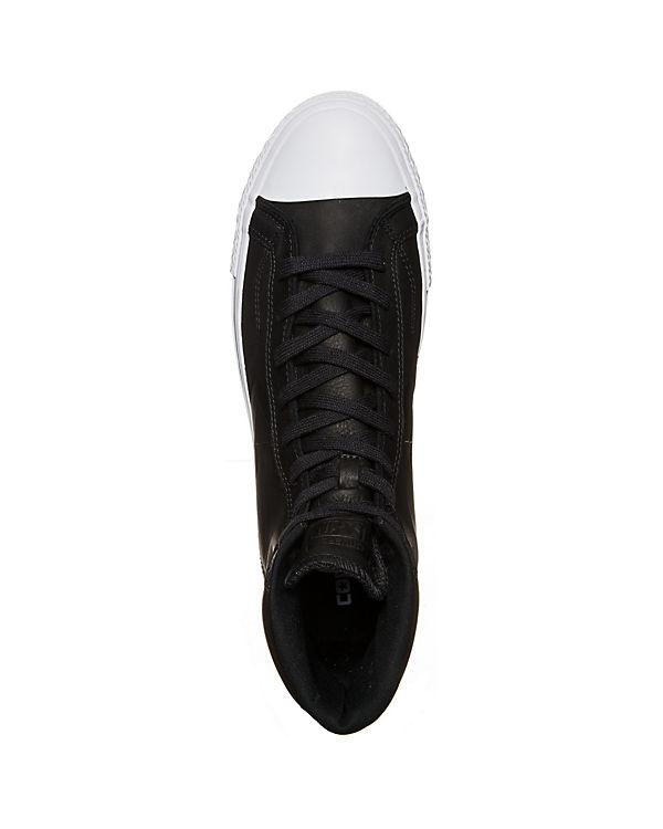 High Player schwarz Sneakers CONVERSE weiß Star SRtxzqF
