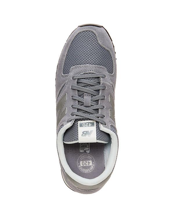 new Low grau balance WL420 Sneakers 8rnaq48wZ