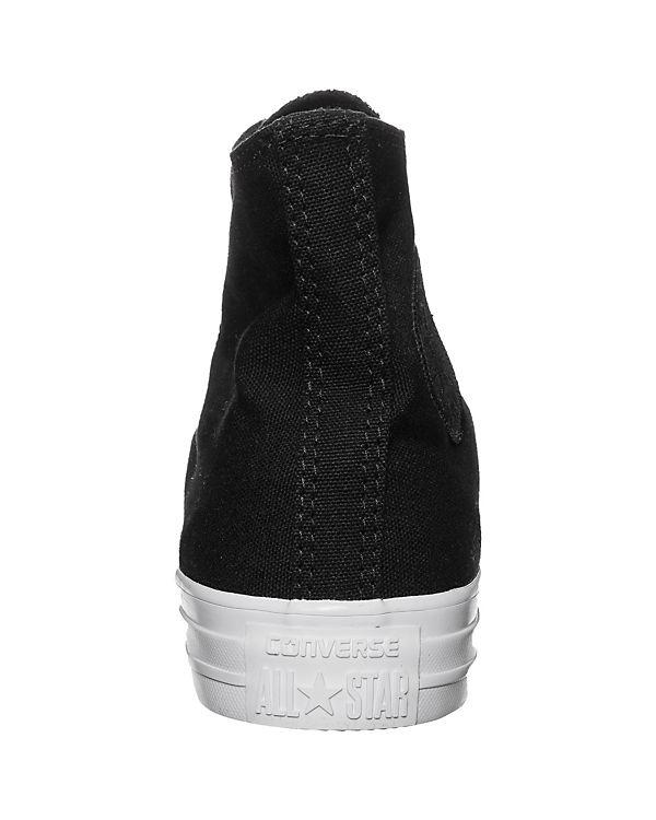 CONVERSE, Chuck Taylor All High, Star   Sneakers High, All schwarz bd8988