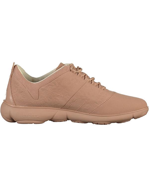 GEOX Sneakers Sneakers Low Low GEOX rosa FUWzf