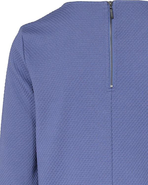 Sweatkleid fransa Sweatkleid fransa blau Nibang blau blau Sweatkleid fransa Nibang Nibang CaqTc5T