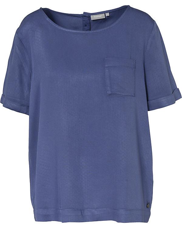fransa Bluse Nadress blau