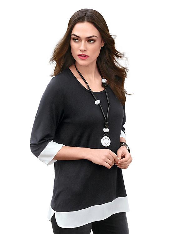 EMILIA T Shirt LAY EMILIA T EMILIA Shirt schwarz LAY schwarz w0qxSPXPFv
