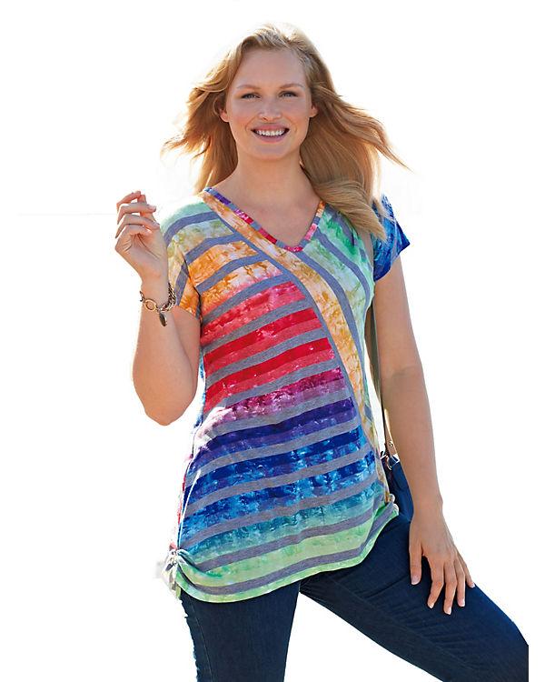 Shirt T AURA mehrfarbig Shirt ANNA AURA mehrfarbig ANNA T 0RqfqASw
