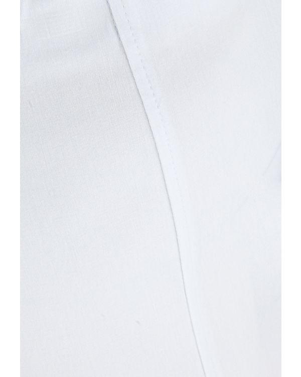 Doris Doris Bleistiftrock Streich weiß Bleistiftrock Streich CwC6Sx4fq