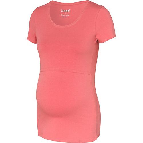 boob Stillshirt rosa Damen Gr. 38
