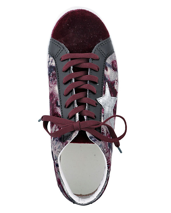 Sneakers Low Sneakers Low Wenz bordeaux Wenz Wenz Low Sneakers bordeaux dpcqXZSc
