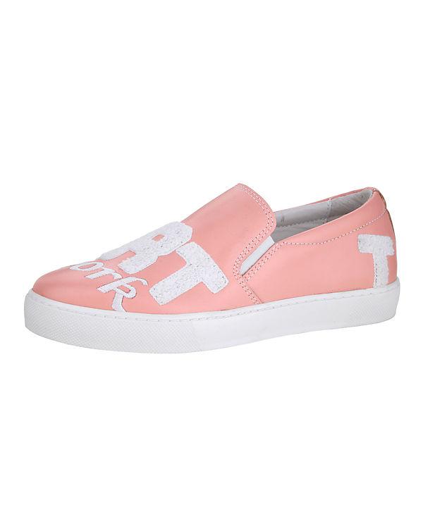 Wenz weiß Sportliche Sportliche rosa rosa Wenz Wenz rosa weiß Slipper Slipper Sportliche Slipper wqxSBOII1A