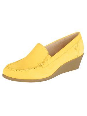 Caprice Keilpumps gelb wcq1yUHt