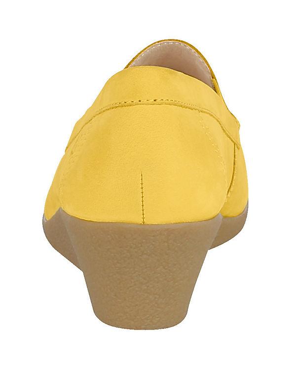 CAPRICE Keilpumps Keilpumps CAPRICE gelb CAPRICE CAPRICE Keilpumps Keilpumps gelb gelb gelb USrqUwf