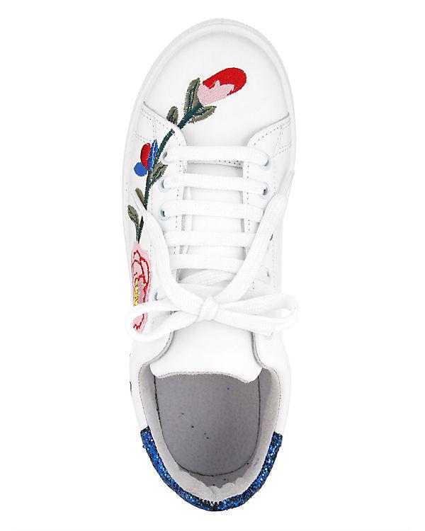 KLiNGEL Sneakers Sneakers Low weiß Low weiß KLiNGEL xnZOw0vqA