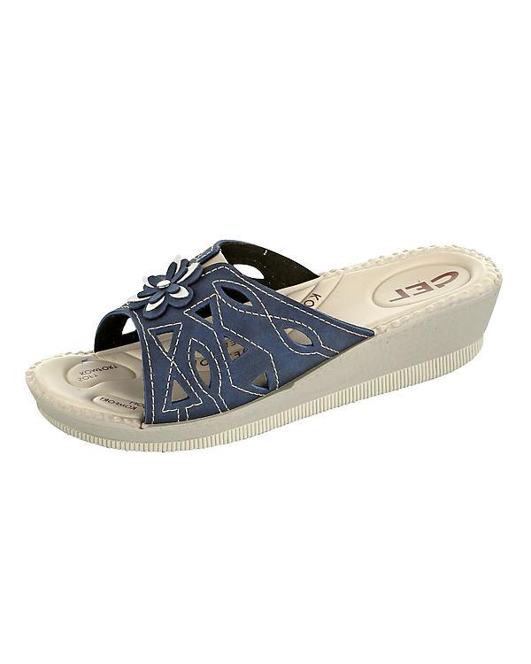 amp;Mathilda Pantoletten blau amp;Mathilda Mae Pantoletten Komfort Komfort blau Mae amp;Mathilda blau Mae Pantoletten Komfort 7RxTnCTvwq