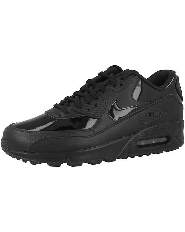 Air 90 Sportswear schwarz Sneakers Nike Max Low qTCnz