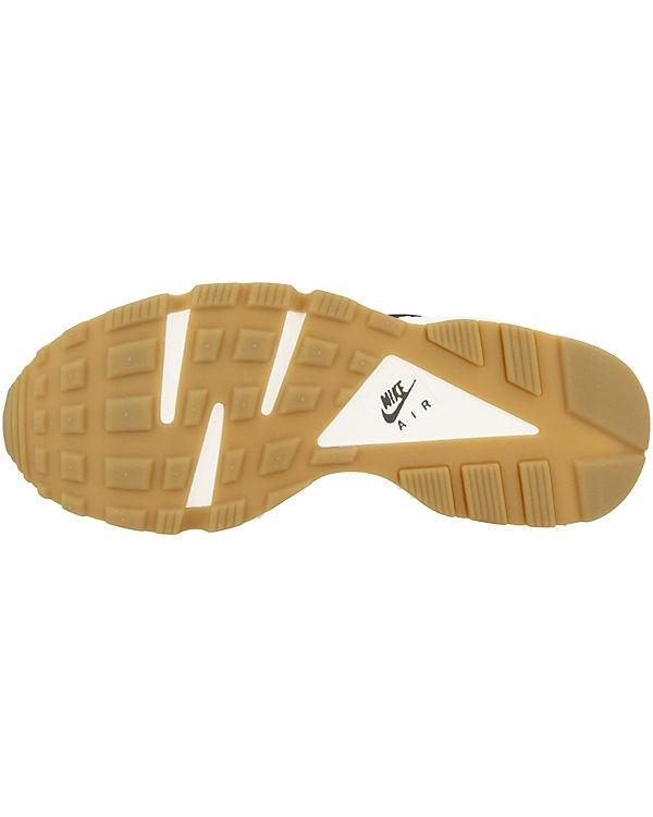 Air Run Low SD schwarz Huarache Sportswear Nike Sneakers 5vStqTgw